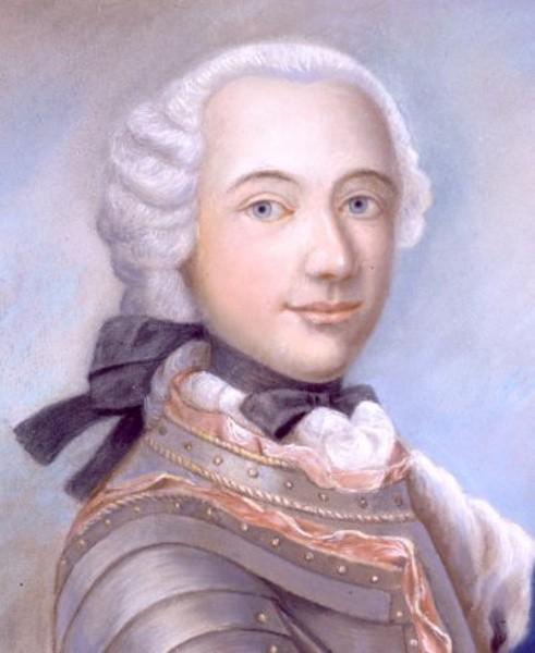 Fürst Heinrich XI. Reuß zu Obergreiz