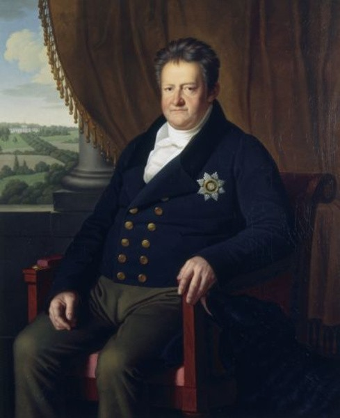 Großherzog Carl August von Sachsen-Weimar-Eisenach