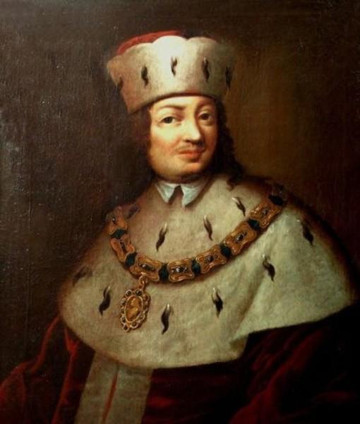 Kurfürst Friedrich II. der Sanftmütige von Sachsen