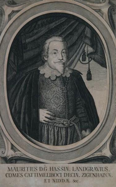 Landgraf Moritz der Gelehrte von Hessen-Kassel