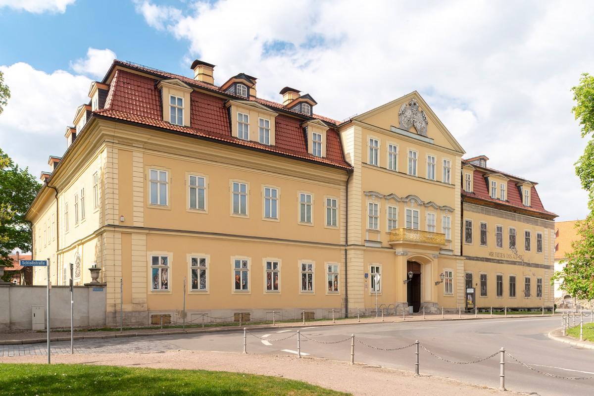 Neues Palais in Arnstadt