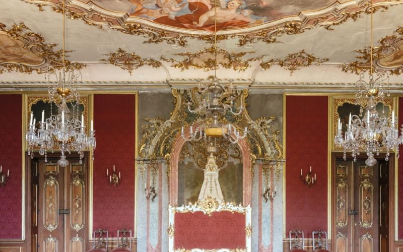 Schloss Heidecksburg in Rudolstadt