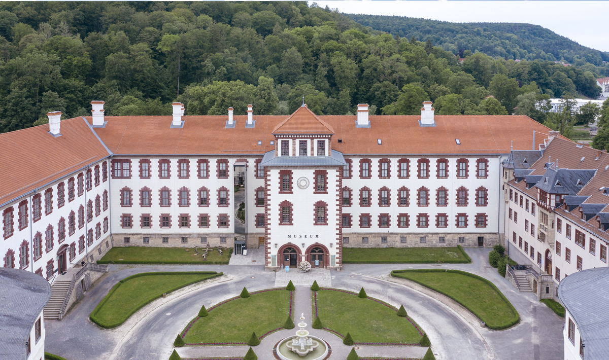 Schloss Elisabethenburg in Meiningen