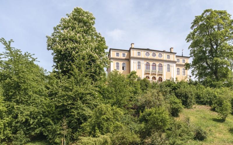 Landschaftspark und Schloss Ettersburg