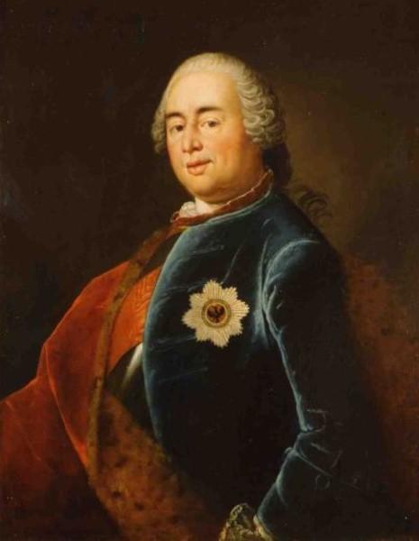 Reichsgraf Gustav Adolf von Gotter
