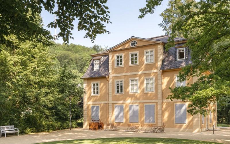 Fürstlich Greizer Park mit Küchenhaus