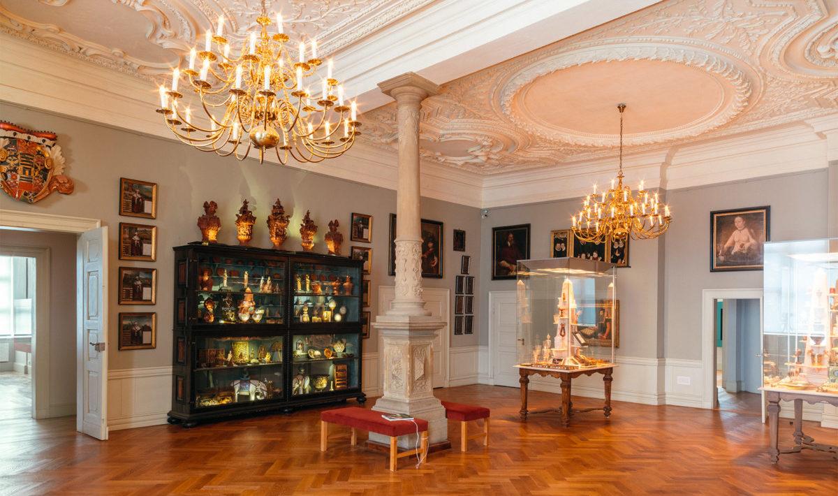 Schloss Friedenstein, Kunstkammer